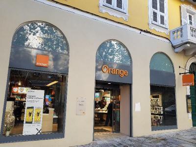 Boutique Orange - Bastia - Lieu - Bastia