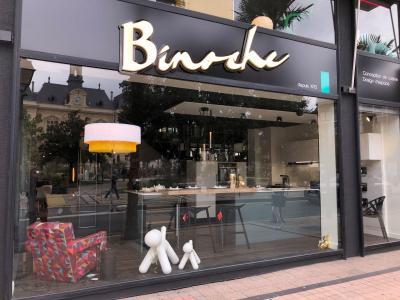 Binoche Design - Luminaires et abat-jours - Tarbes
