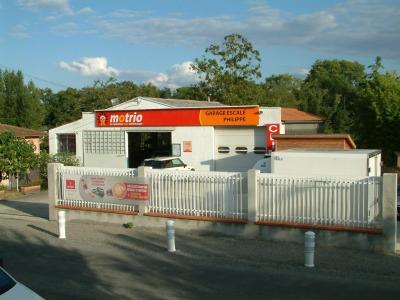 Motrio - Garage automobile - Roques-sur-Garonne