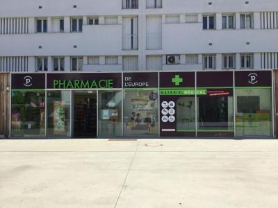 Pharmacie de l'Europe Muret - Vente et location de matériel médico-chirurgical - Muret
