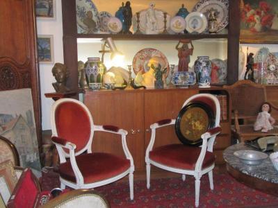 Richard Morris Etienne Pierre - Achat et vente d'antiquités - Amiens