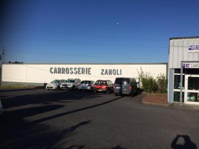 Carrosserie Zanoli - Location d'automobiles de tourisme et d'utilitaires - Aurillac