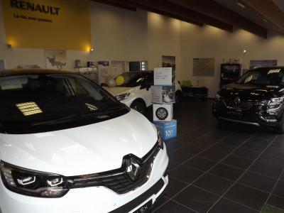 Bony Automobiles Renault Plein Sud - Concessionnaire automobile - Aubière