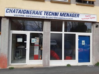 Chataigneraie Techni Ménager - Dépannage d'électroménager - Aurillac