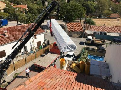 MV2 Maçonnerie Verticale - Travaux d'accès difficile - Toulon
