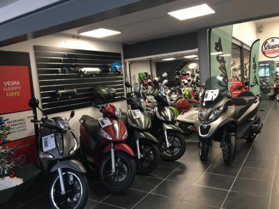 Verges Pierre - Agent concessionnaire motos et scooters - Biarritz