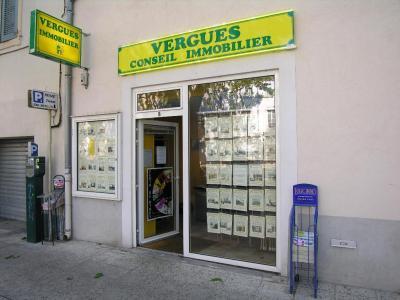 Agence Vergues Conseil Immobilier SARL - Agence immobilière - Nîmes