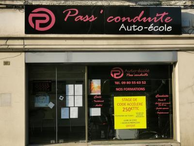 Pass Conduite - Auto-école - Neuilly-sur-Marne