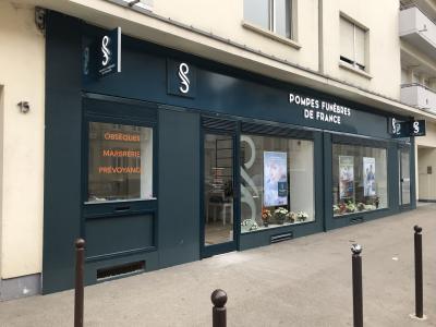 Pompes funebres de France - Pompes funèbres - Metz