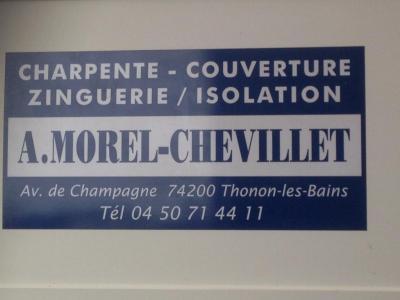 Entreprise Morel Chevillet Sarl - Charpente - Thonon-les-Bains