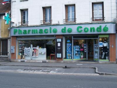Pharmacie De Condé - Vente et location de matériel médico-chirurgical - La Ferté-sous-Jouarre
