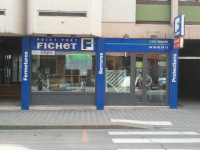 Fichet Point Fort - Entreprise de menuiserie - Annemasse