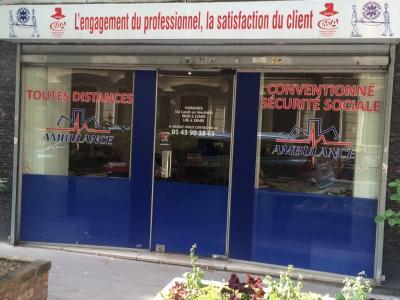 Ambulances Jarry - Ambulance - Vincennes