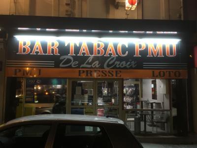 Bar Tabac La Croix - Restaurant - Marseille