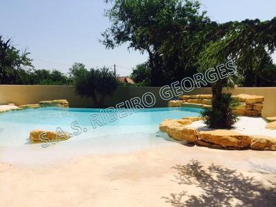 S.A.S. Ribeiro Georges - Construction et entretien de piscines - Le Pontet