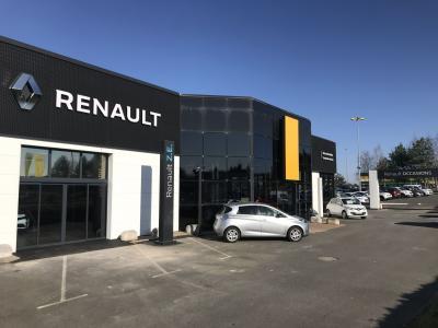 RENAULT DACIA GIEN - Reverdy SA - Garage automobile - Gien