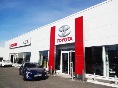 Toyota Automobiles De Corbeil Essonnes (A.C.E) - Concessionnaire automobile - Corbeil-Essonnes