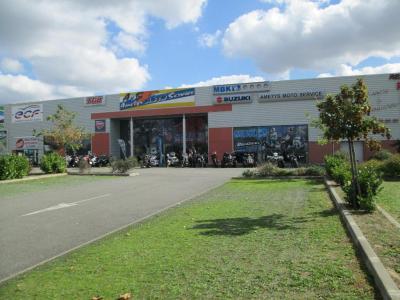Suzuki Moto - Agent concessionnaire motos et scooters - Roques-sur-Garonne
