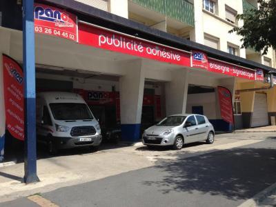 Pano Boutique - Signalisation intérieure, extérieure - Reims