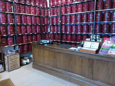 La Boite A Thé - Importation de thé - Vannes