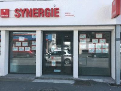 Synergie - Agence d'intérim - Poitiers