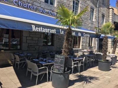 Le Chalet du Cervin - Restaurant - Besançon
