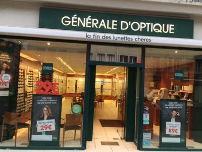 Générale D'optique Saint Pierre Optique Adhérent - Opticien - Beauvais