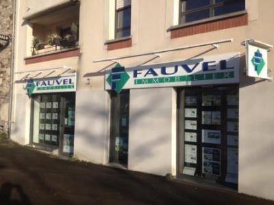 Fauvel Immobilier - Agence immobilière - Saint-Grégoire