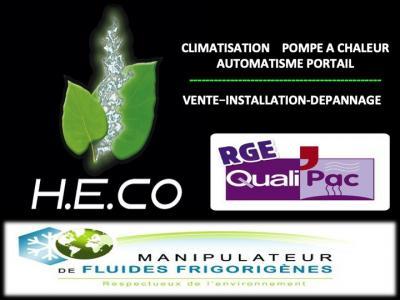 H.E.Co Habitat Energie Confort - Entreprise d'électricité générale - Alès