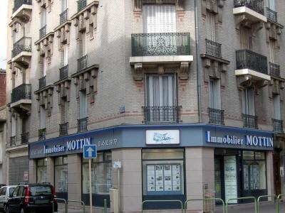 Immobilier MOTTIN Service Transaction - Agence immobilière - Vitry-sur-Seine
