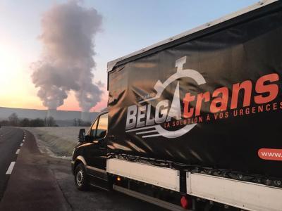 BELGAtrans Express - Transport international - Metz