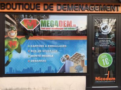 Déménagement Nicodem - Déménagement - Annecy