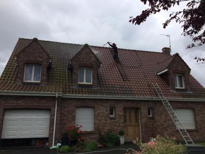 Eco Demoussage - Entreprise de démoussage et de traitement des toitures - Lille
