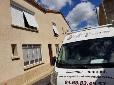 Espace Côté Menuiseries - Entreprise de menuiserie - Argelès-sur-Mer