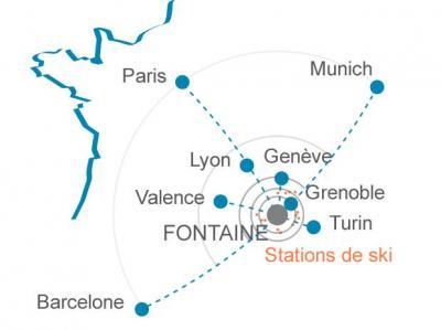 France Alpes Taxi - Taxi - Grenoble