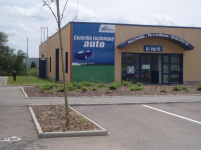 Auto Contrôle Porte De Beaune - Garage automobile - Beaune