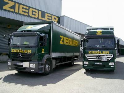 Ziegler France - Transport routier - Clermont-Ferrand