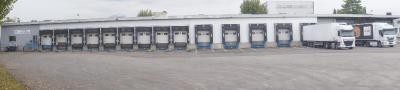 Plateforme de Service Logistique PSL - Transport - logistique - Clermont-Ferrand