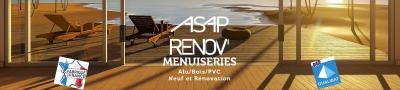 Asap Renov' - Entreprise de menuiserie - Roques-sur-Garonne