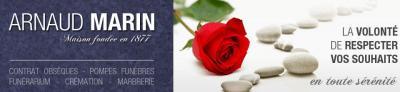 Pompes Funèbres Marbrerie Arnaud Marin - Pompes funèbres - Ris-Orangis