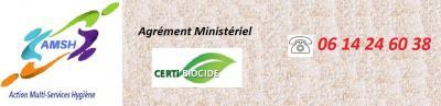 Action Multiservices Hygiène - Dératisation, désinsectisation et désinfection - Paris