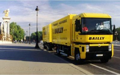 Transeco - Déménagement professionnel - Saint-Germain-en-Laye