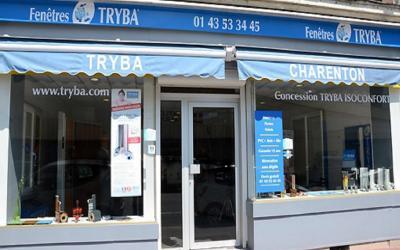 Tryba - Fenêtres - Paris