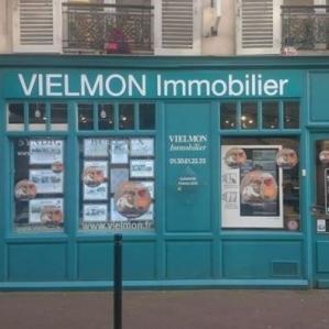 Vielmon Immobilier - Agence immobilière - Saint-Germain-en-Laye