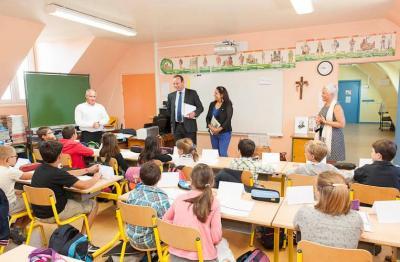 Ecole Saint Joseph-Saint Vincent Ferrier - École primaire privée - Vannes