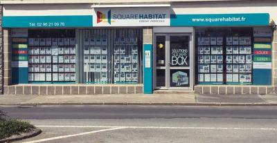 Square Habitat - Agence immobilière - Guingamp