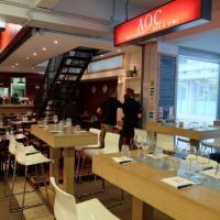 AOC Les Halles RESTAURANT BAR A VIN CAVISTE - LYON