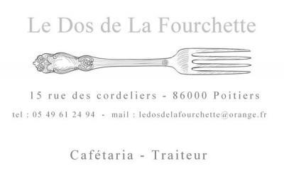 Le Dos De La Fourchette - Traiteur - Poitiers