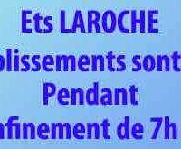 Laroche (ETS) - MAISONS ALFORT
