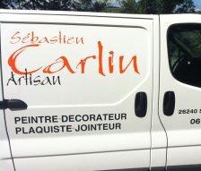 Carlin Sébastien - Entreprise de peinture - Saint-Barthélemy-de-Vals